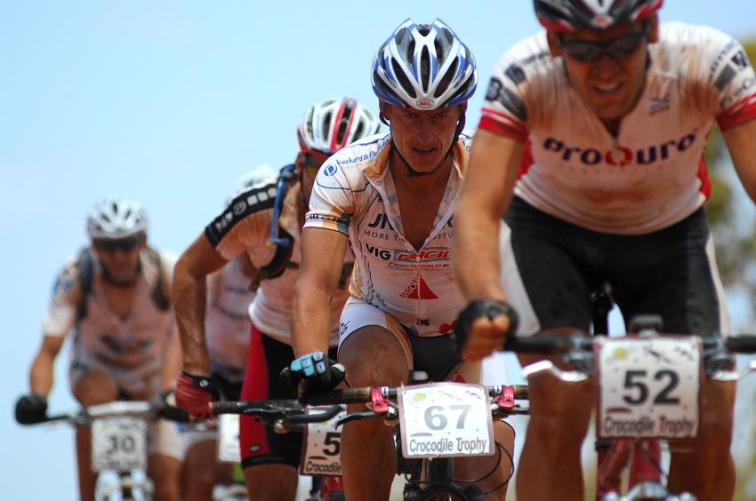 Crocodile Trophy 2008 - 8.etapa: Zdenda Kříž