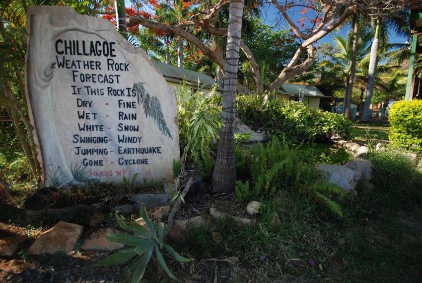 Crocodile Trophy 2008 - 6.etapa: Chillagoe