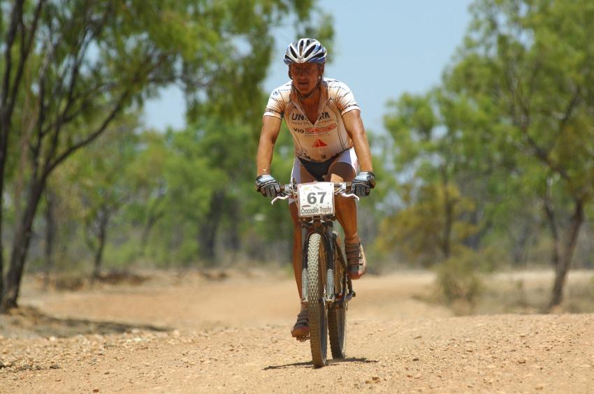 Crocodile Trophy 2008 - 6.etapa: Zdenda Kříž