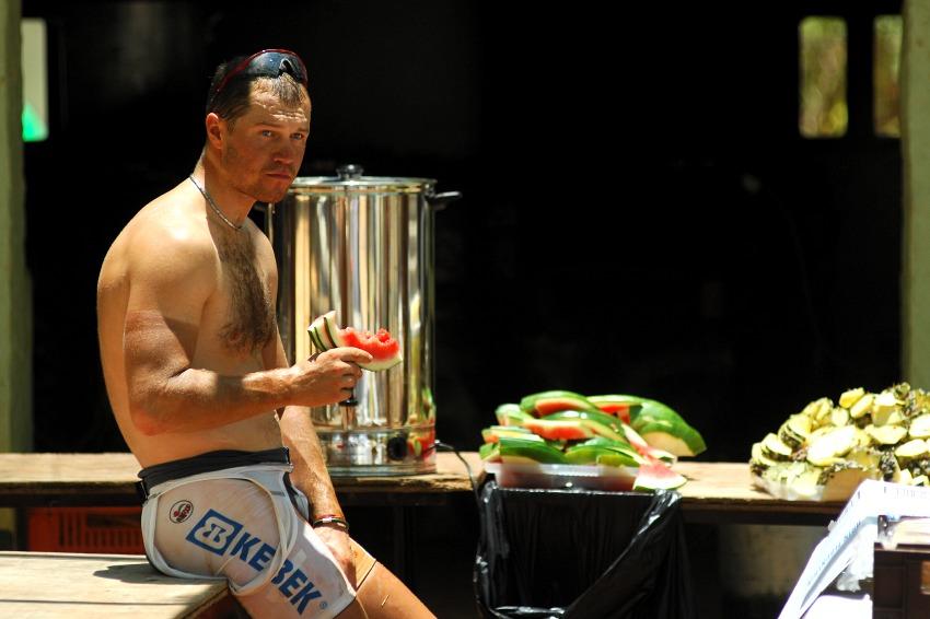 Crocodile Trophy '08 - 5.etapa: melounky přijdou po etapě vhod