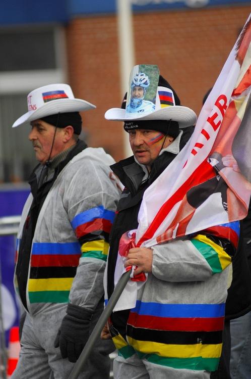 MS Cykokros - Hoogerheide 2009: fanoušci