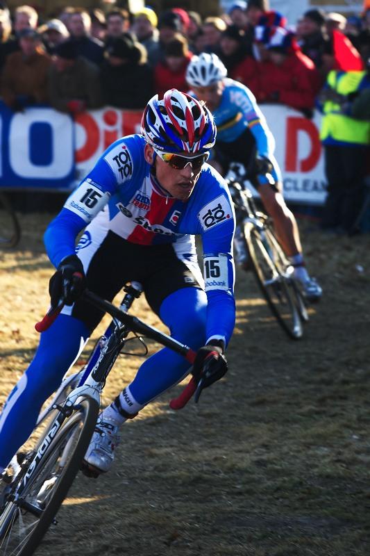 Mistrovství světa Cyklokros, Hoogerheide/NIZ - 1.2. 2009 - Zdeněk Štybar