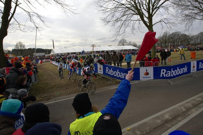 Mistrovství světa Cyklokros, Hoogerheide/NIZ - 1.2. 2009 - trojlístek nejsilnějších žen