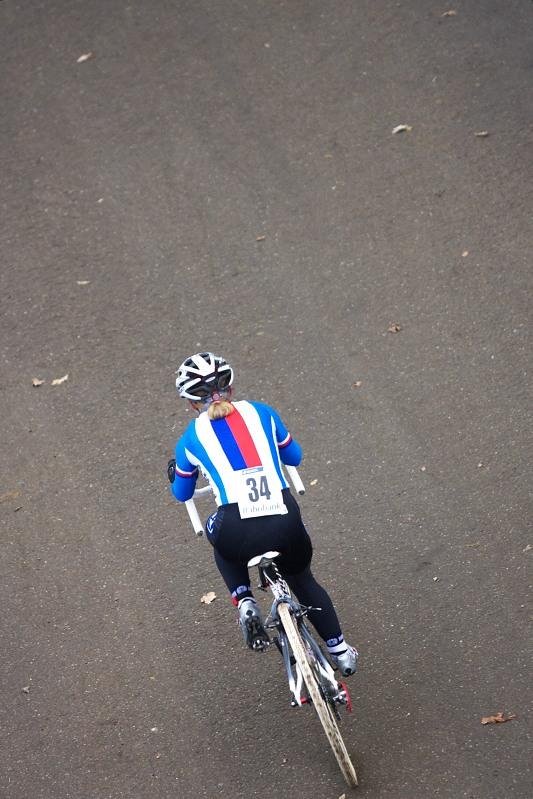 Mistrovství světa Cyklokros, Hoogerheide/NIZ - 1.2. 2009 - Pavla Havlíková