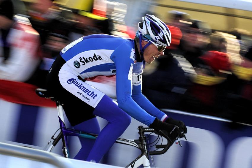 MS Cyklokros Hoogerheide /NED/ 2009 - Petr Dlask