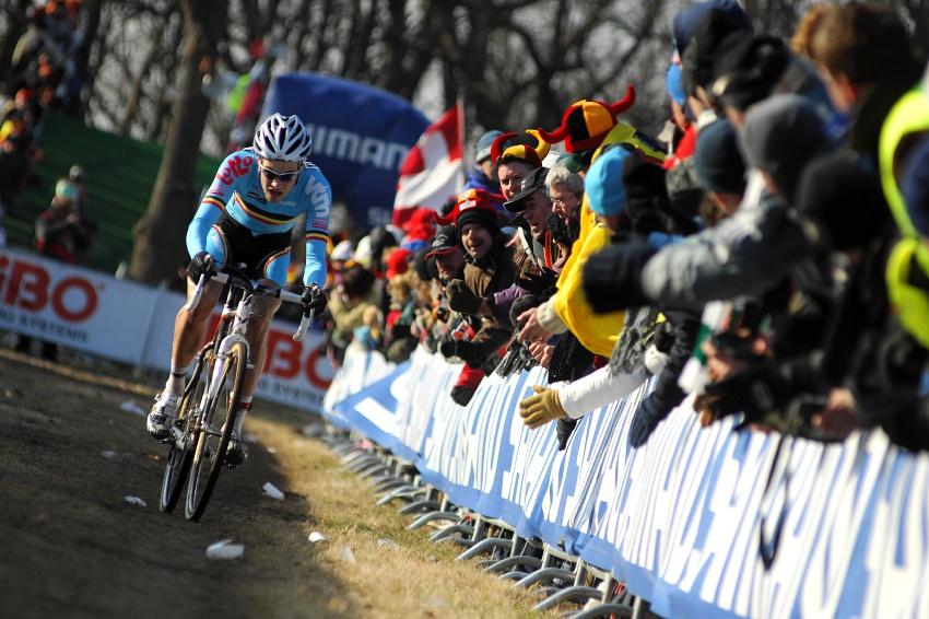 MS Cyklokros Hoogerheide /NED/ 2009 - Niels Albert