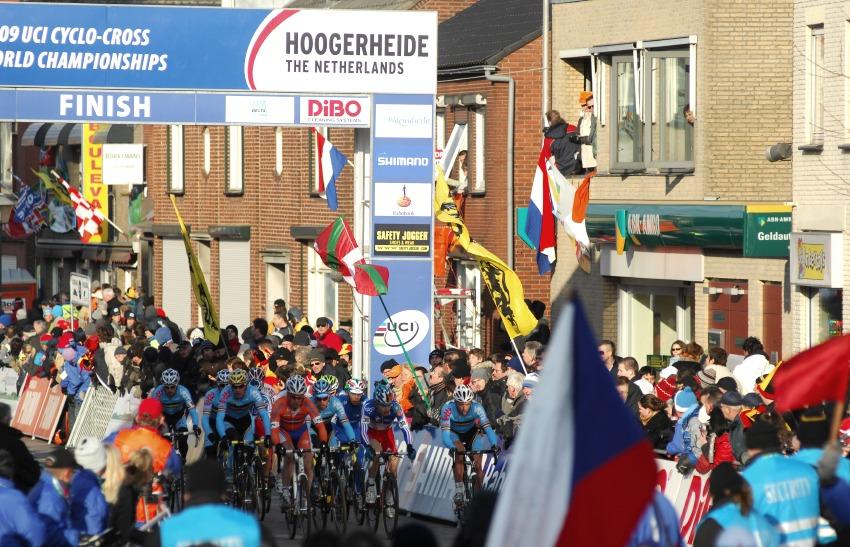 MS Cyklokros Hoogerheide /NED/ 2009
