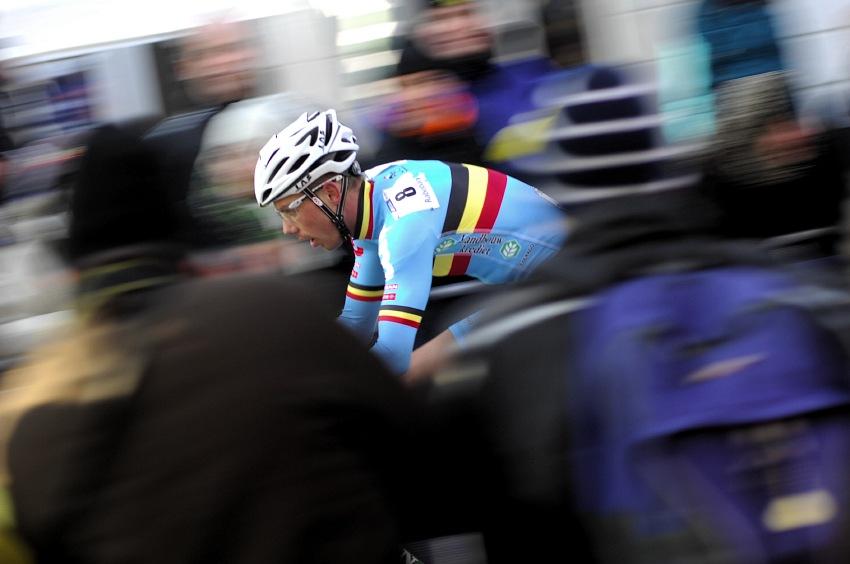 MS Cyklokros Hoogerheide /NED/ 2009 - Sven Nijs