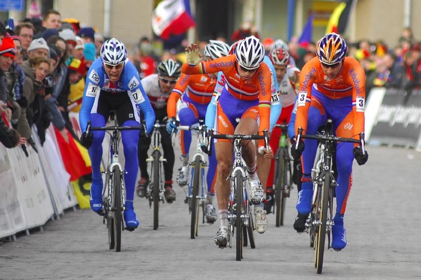 MS Cyklokros Hoogerheide /NED/ 2009 - Boomovi se nedařilo