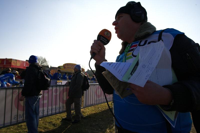 Mistrovství světa Cyklokros, Hoogerheide/NIZ - 31.1. 2009 - živý přenos do rádia
