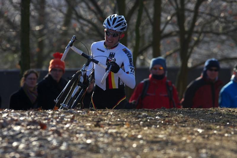 Mistrovství světa Cyklokros, Hoogerheide/NIZ - 31.1. 2009 - Phillip Walsleben