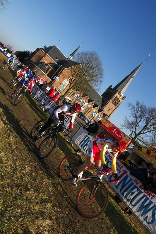 Mistrovství světa Cyklokros, Hoogerheide/NIZ - 31.1. 2009