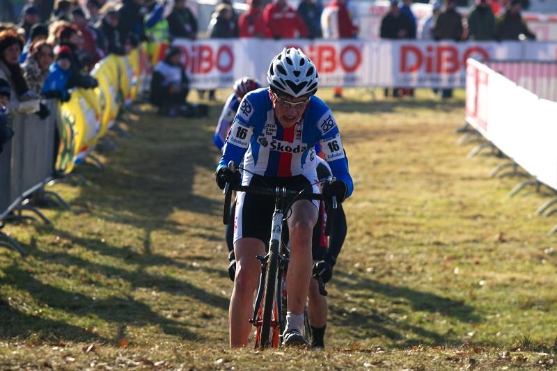 Mistrovství světa Cyklokros, Hoogerheide/NIZ - 31.1. 2009 - Matěj Lasák