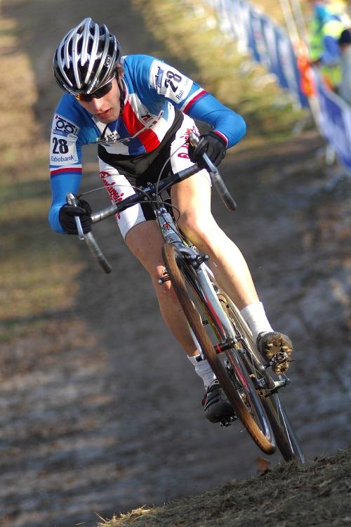 MS CX Hoogerheide 2009 - U23: Jiří Polnický
