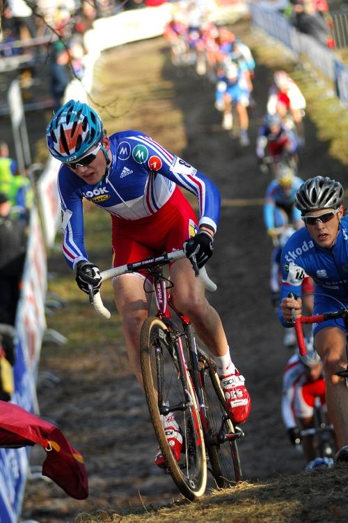 MS CX Hoogerheide 2009 - U23: Arnaud Jouffroy