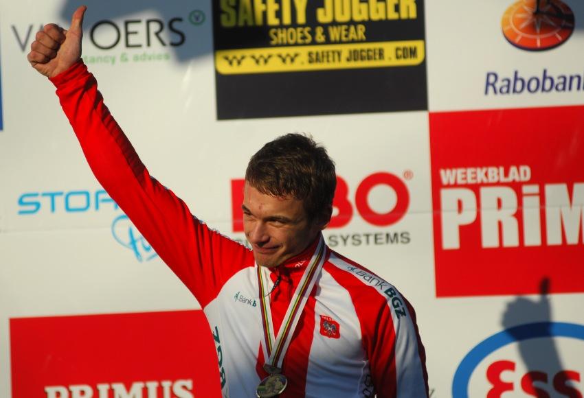 MS CX Hoogerheide 2009 - U23: Pol�k Szczepaniak