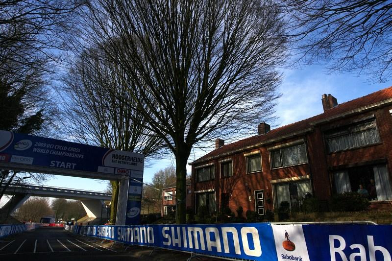 Mistrovství světa Cyklokros, Hoogerheide/NIZ - 30.1. 2009 - start závodu