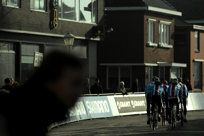 MS Cyklokros 2009 Hoogerheide /NED/ - pátek