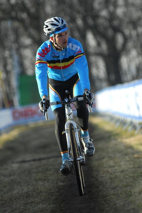 MS Cyklokros 2009 Hoogerheide /NED/ - pátek: Niels Albert