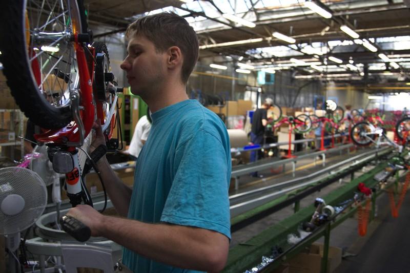 Návštěva Bike Fun International, Kopřivnice.