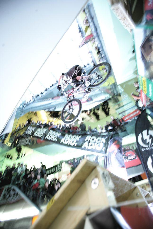 Downmall Liberec leden 2009