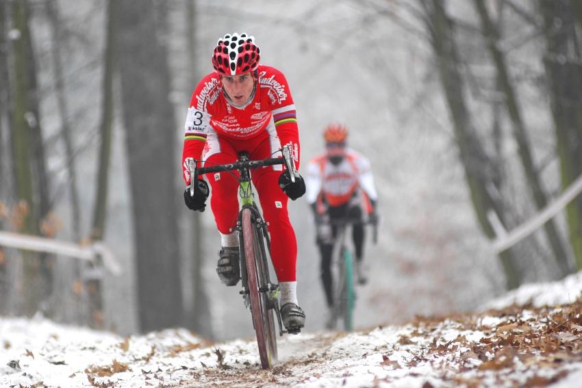 MČR Cyklokros 2009 - Kolín: Martin Bína