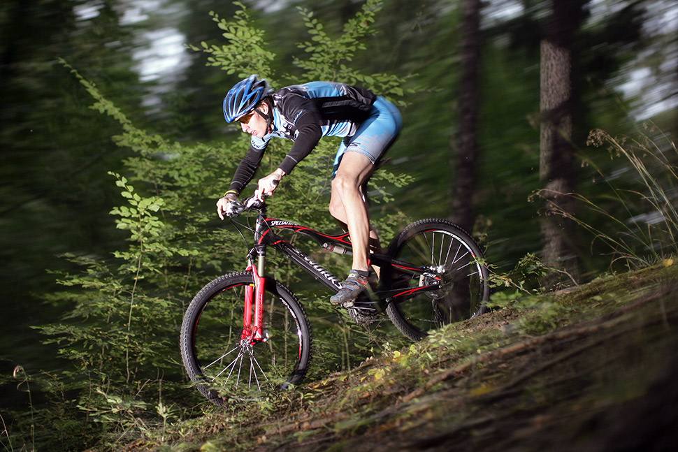 Specialized EPIC Carbon Test 2009