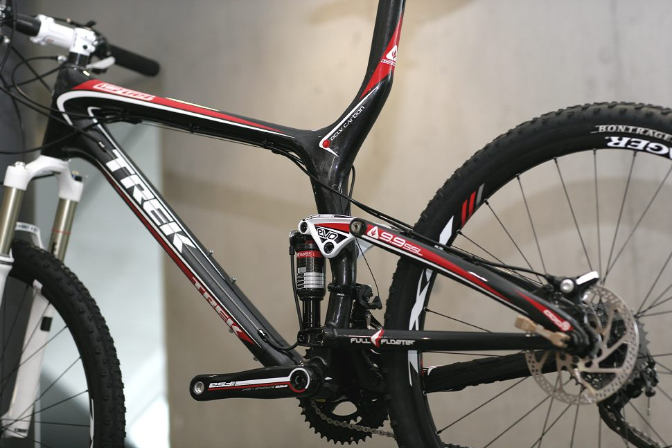 Trek TOP Fuel 9.9. SSL model 2009