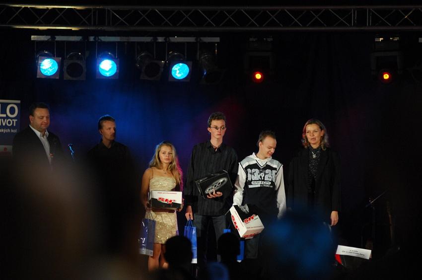 Finálový večer KPŽ '08: Tandemy pro život