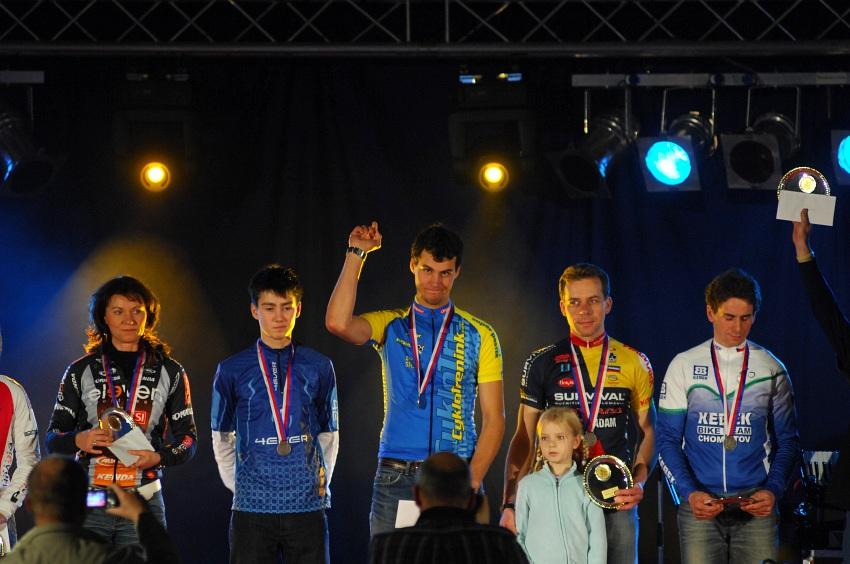 Finálový večer KPŽ '08: stříbrní v ČP 1/2 XCM