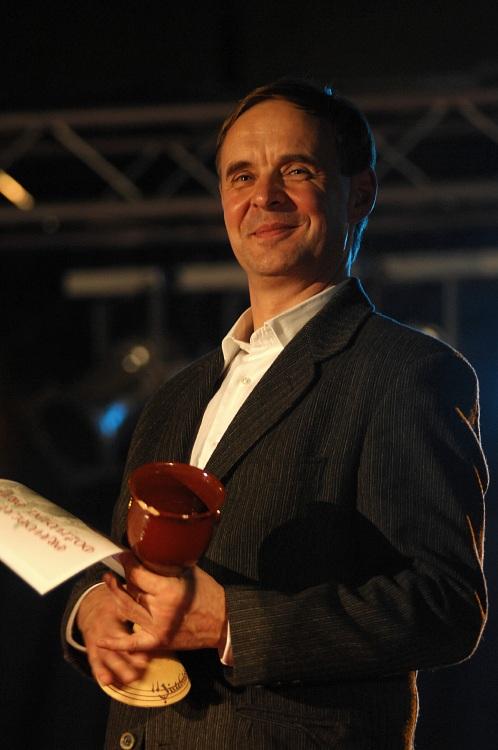 Fin�lov� ve�er KP� '08: Roman �erm�k