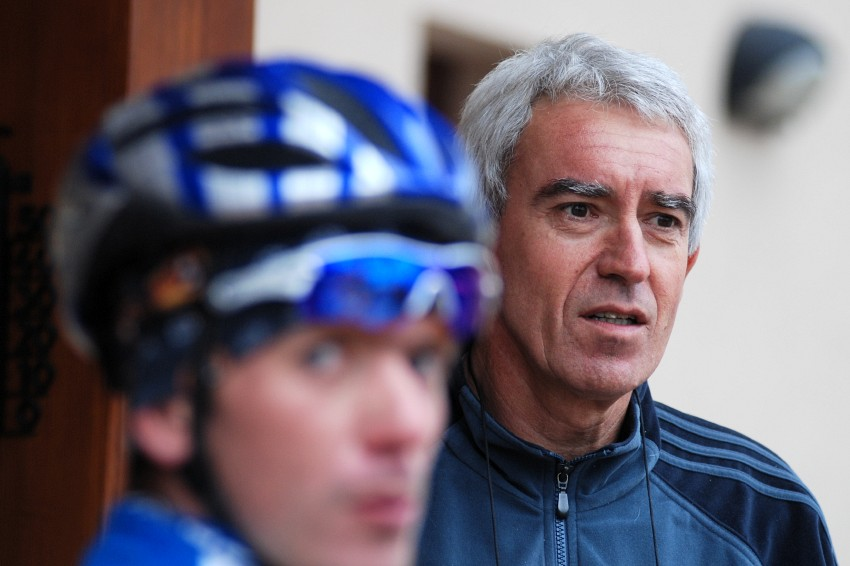 Cyklotrenink.com Kemp 08 - Karel Martinek
