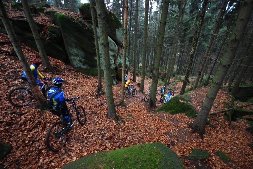 Cyklotrenink.com Kemp 2008 - Hvězda