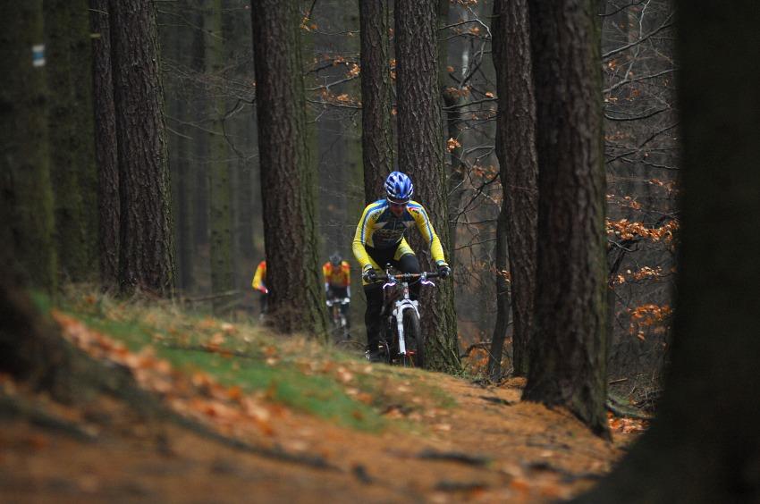 Cyklotrenink.com Kemp 2008 - Martin Horák