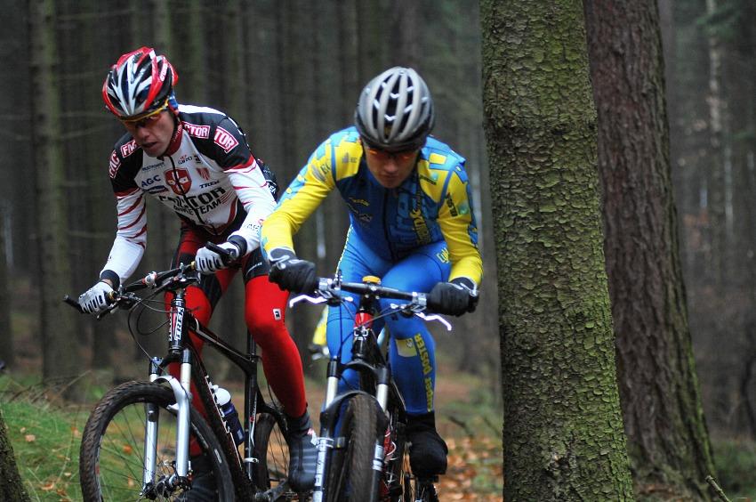 Cyklotrenink.com Kemp 2008 - Tomáš Vokrouhlík a Jan Hruška