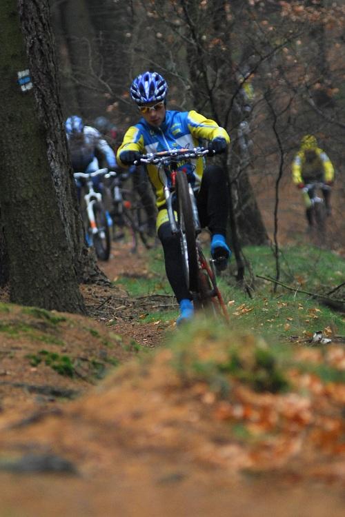 Cyklotrenink.com Kemp 2008 - Franta Žilák