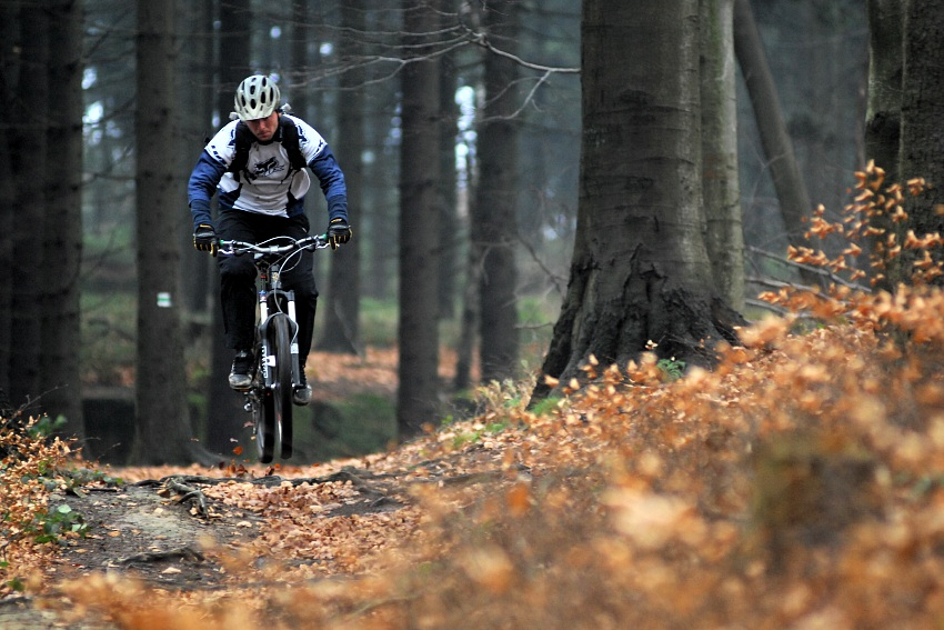 Cyklotrenink.com Kemp 2008 - Dušan Mihalečko