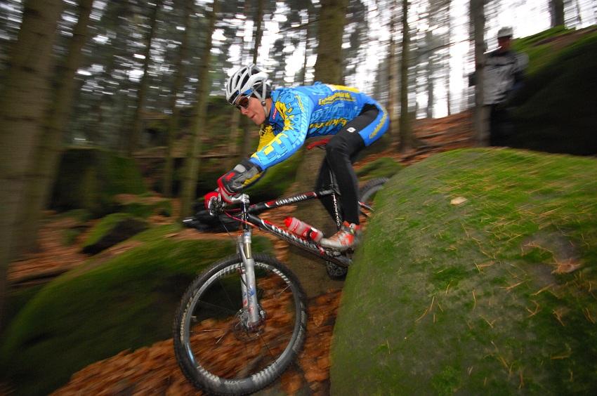 Cyklotrenink.com Kemp 2008 - sjezd Hvězdy