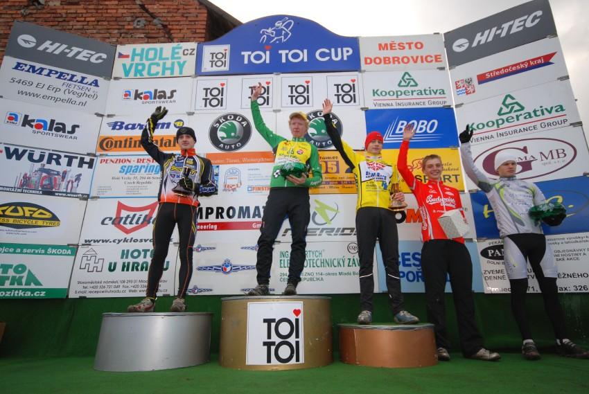 Toi Toi Cup Holé Vrchy 08: Jan Nesvadba nejlepším juniorem