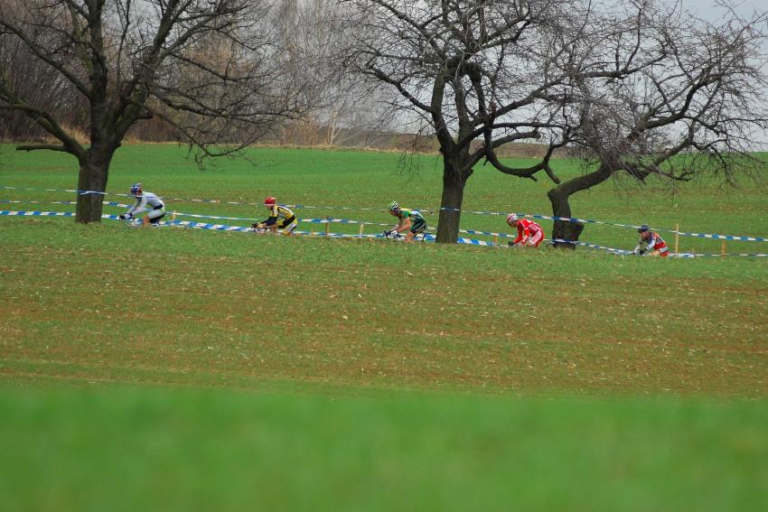Toi Toi Cup Holé Vrchy 08: vedoucí skupina juniorů