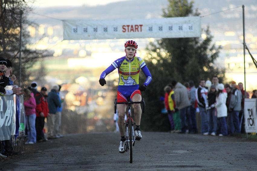Toi Toi Cup Holé Vrchy 08: Kulhavý slaví premiérový cyklokrosový triumf