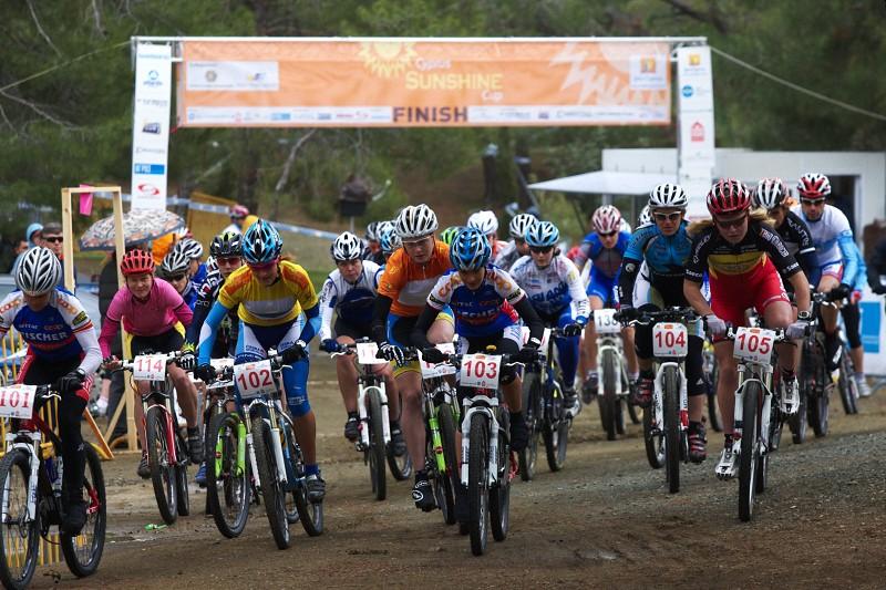 Sunshine Cup #2 - Afxentia Stage Race 2009, Kypr - odstartováno