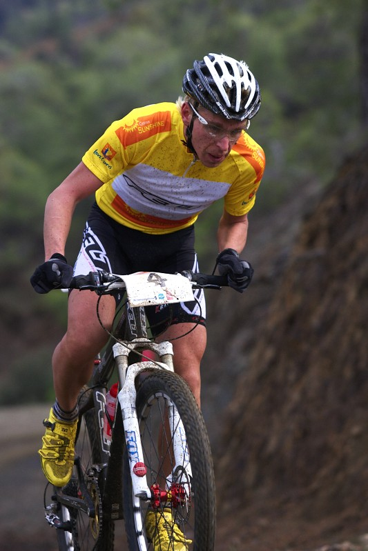 Sunshine Cup #2 - Afxentia Stage Race 2009, Kypr - Emil Lindgren bezchbně vítězil na Kypru již 4x za sebou