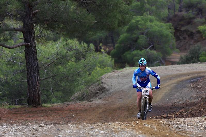 Sunshine Cup #2 - Afxentia Stage Race 2009, Kypr - Josef Kamler