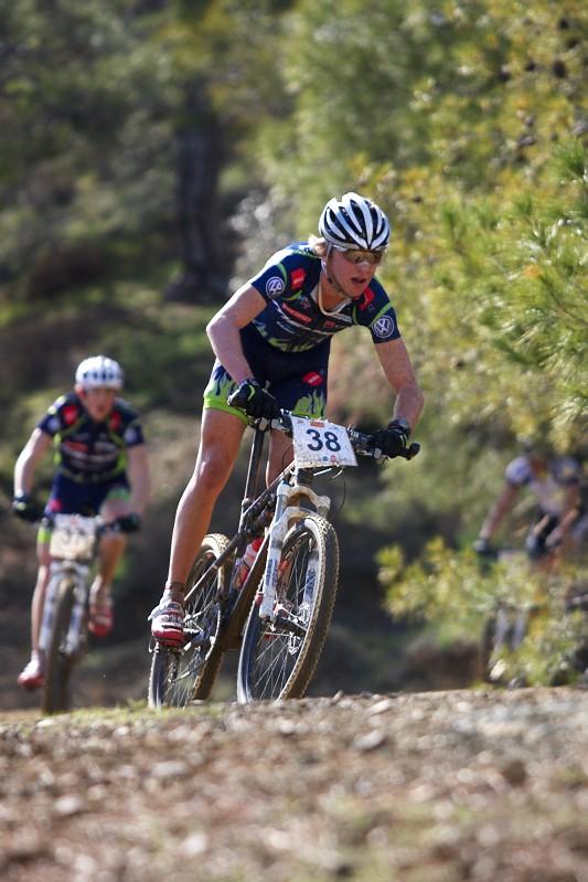 Sunshine Cup #2 - Afxentia Stage Race 2009, Kypr - Ondřej Cink se nezalekl starších soupeřů