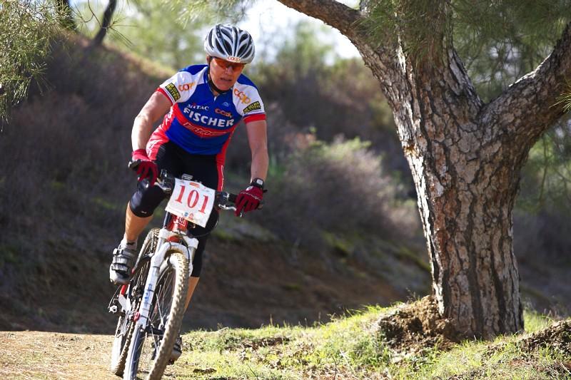 Sunshine Cup #2 - Afxentia Stage Race 2009, Kypr - Petra Henzi tvrdí, že závody nejede naplno....