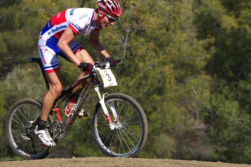 Sunshine Cup #2 - Afxentia Stage Race 2009, Kypr - Jaroslav Kulhav�