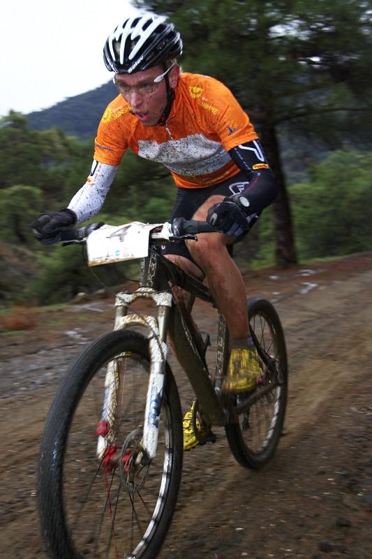 Sunshine Cup #2 - Afxentia Stage Race 2009, Kypr - Emil Lindgren