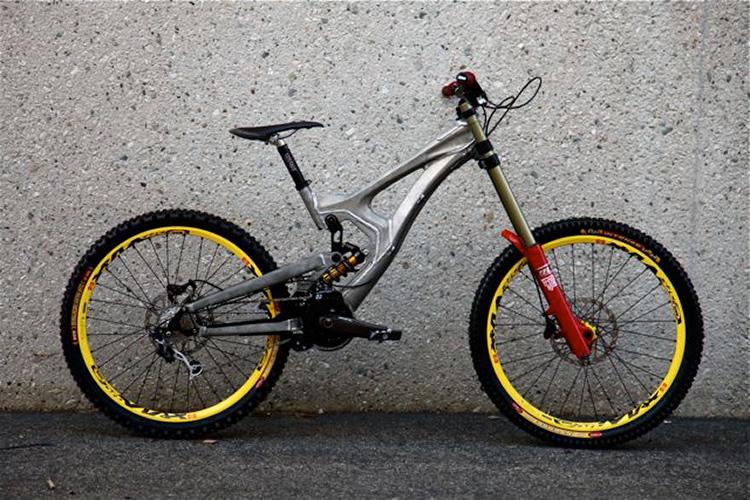 Intense M6 EVO prototype 2009