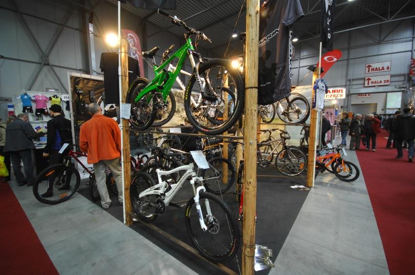 Sport Prague 2009: Marin Bikes